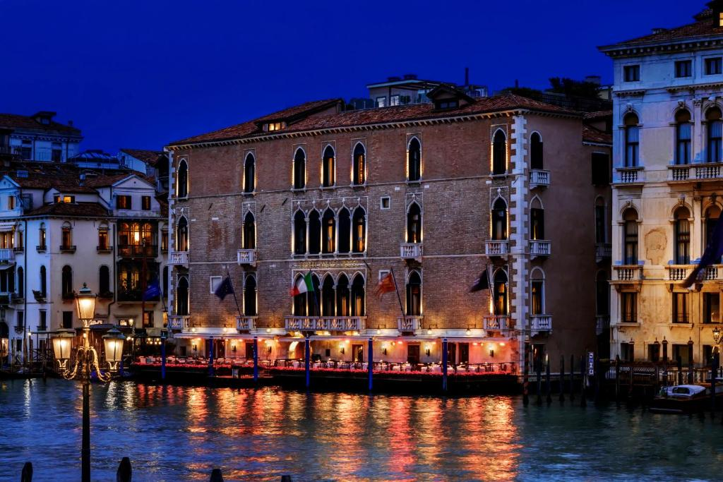 The Gritti Palace, A Luxury Collection Hotel, Venecia ...