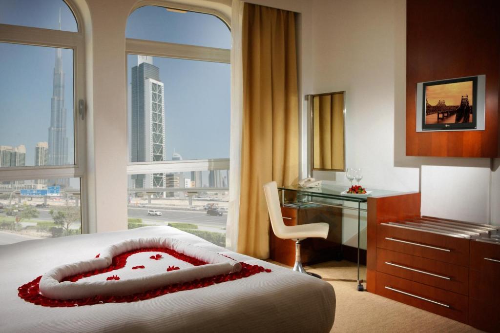 Villa Rotana Dubai Uae Booking Com