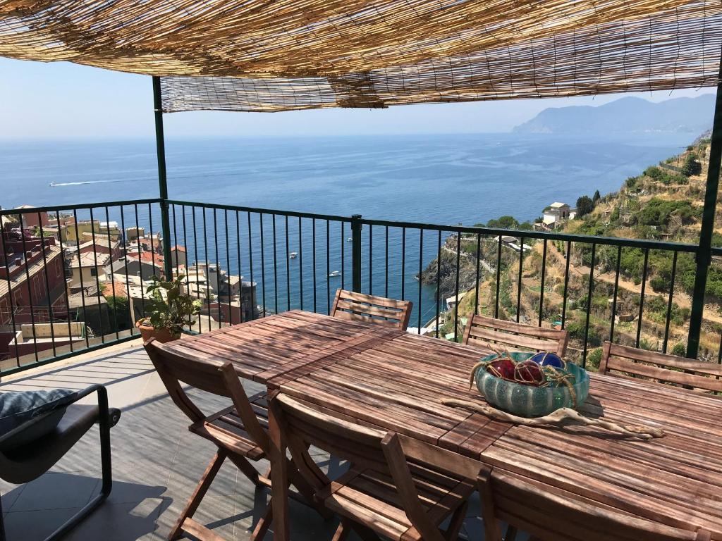 Guesthouse La Terrazza Di Peun Manarola Italy Booking Com