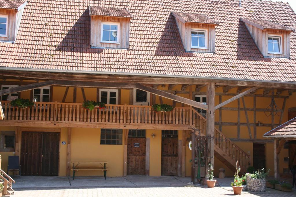 Apartments In Weiterswiller Alsace