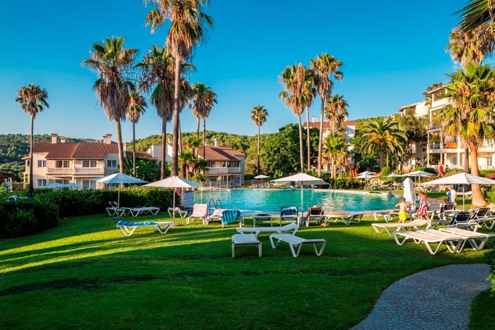 Piscina en o cerca de Aparthotel HG Jardin de Menorca