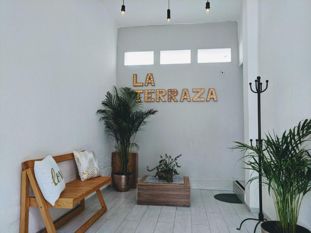 Guesthouse Casa La Terraza Mexico City Mexico Booking Com