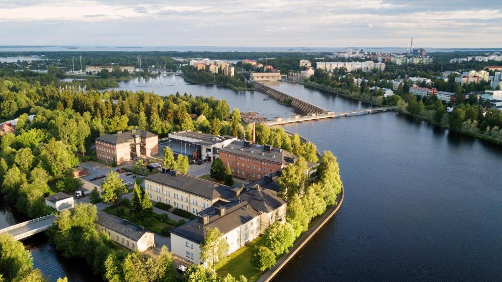 оулу финляндия фото настенный
