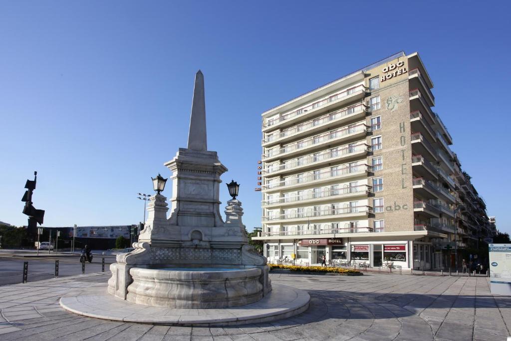 Abc Hotel Thessaloniki Greece Booking Com