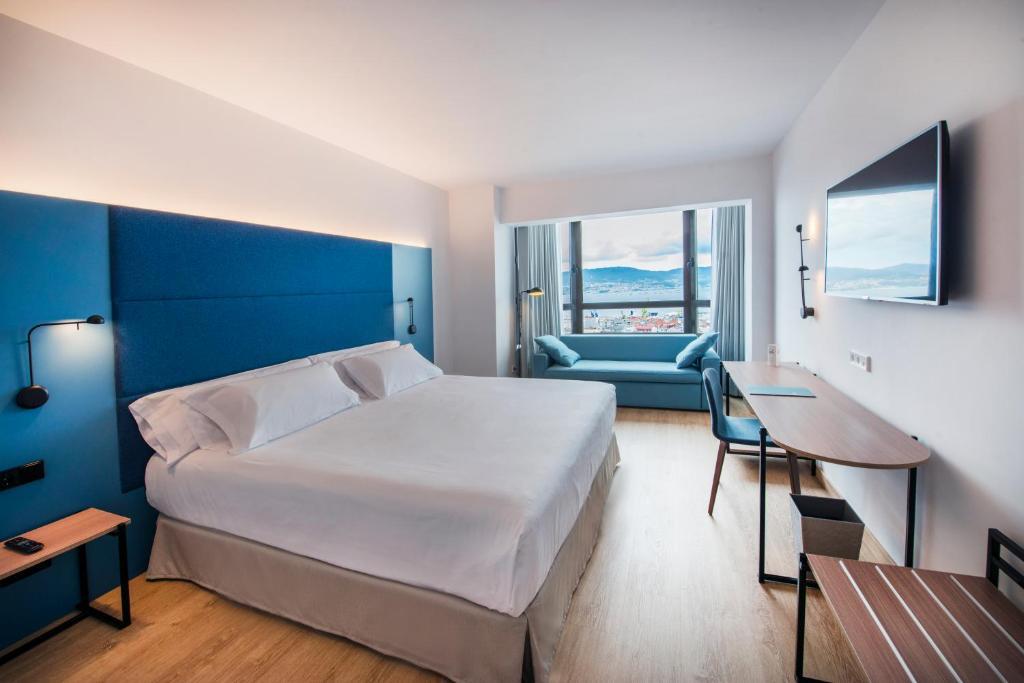 Hotel Occidental Vigo (España Vigo) - Booking.com
