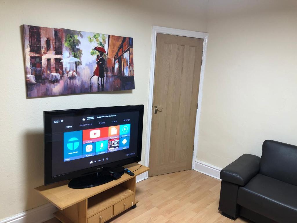 Apartment Flat 110 Emley Street Manchester Uk Bookingcom