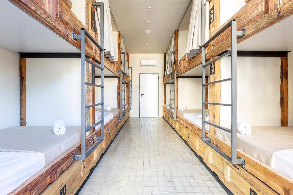A B Hostel Principe Pio Madrid Spain Booking Com