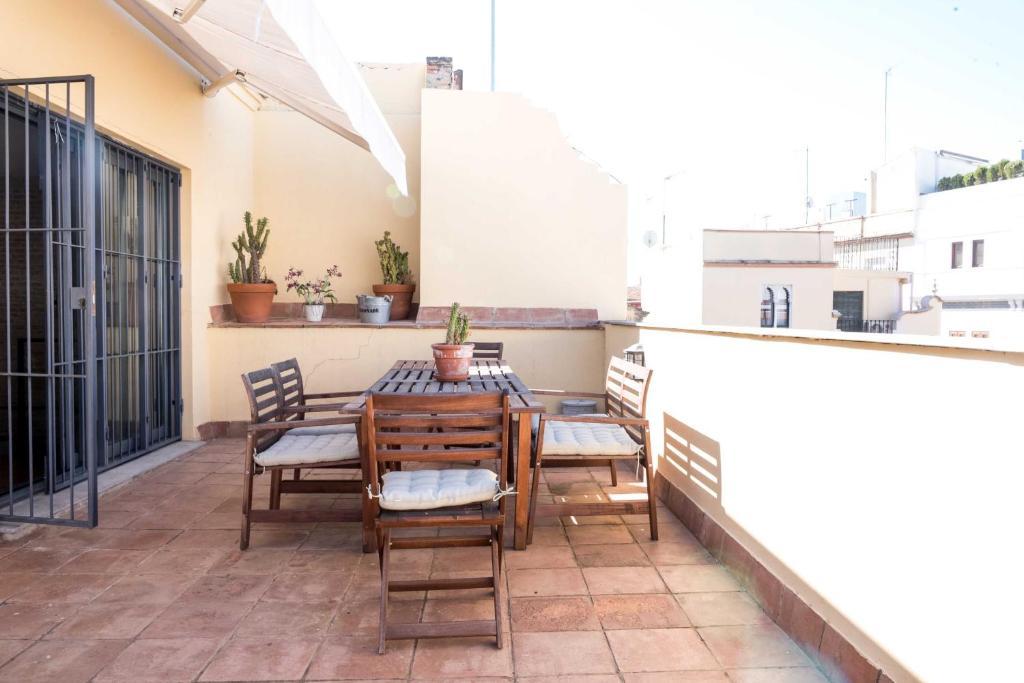 Apartment Acogedor ático Con Terraza Privada El Arenal