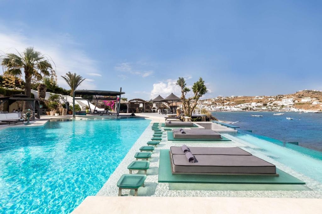 Hotel Kivotos Mykonos Ornos Greece