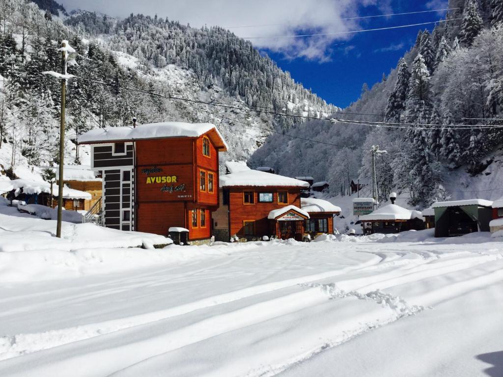 فندق بوتيك  أيدر افوسور خلال فصل الشتاء