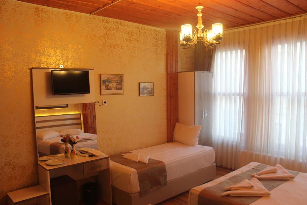 Гостиная зона в Art City Hotel Istanbul