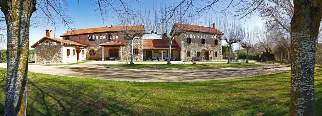 Casa de campo La Finca de Salaverri (España Hontoria de ...