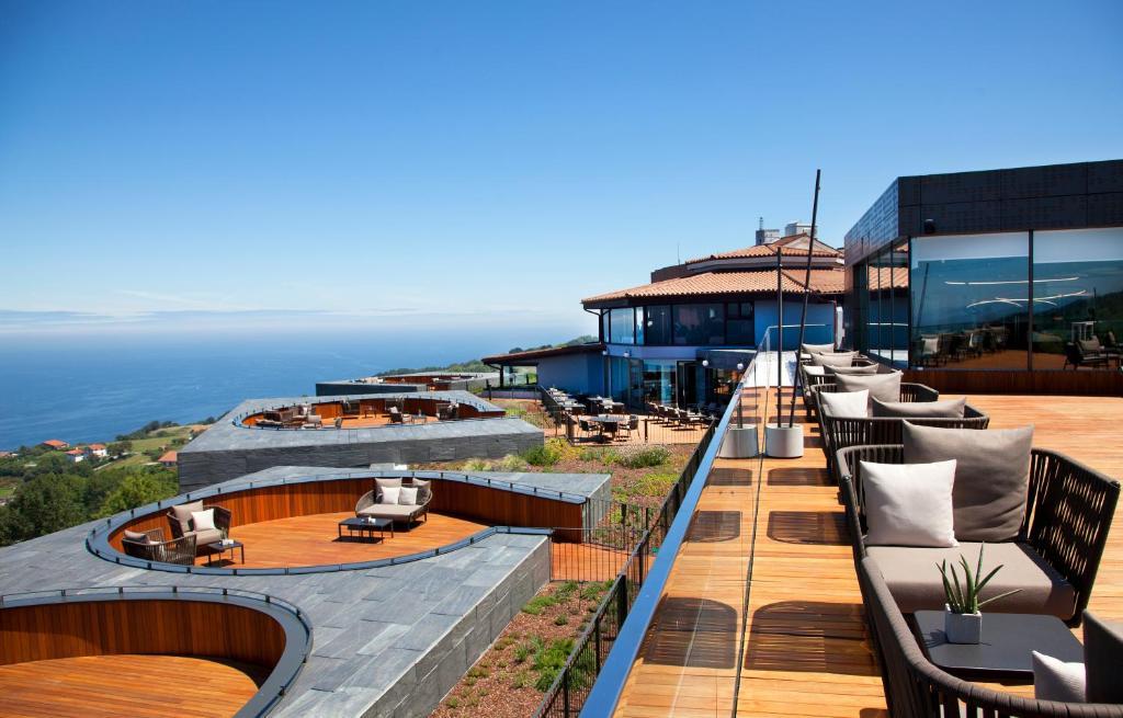 Hotel Akelarre - Relais & Châteaux, San Sebastián, Spain ...