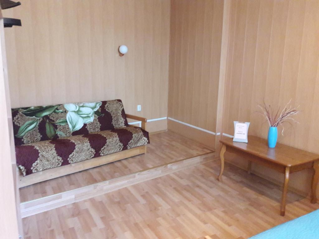 Гостиная зона в BM Hostel V. Novgorod