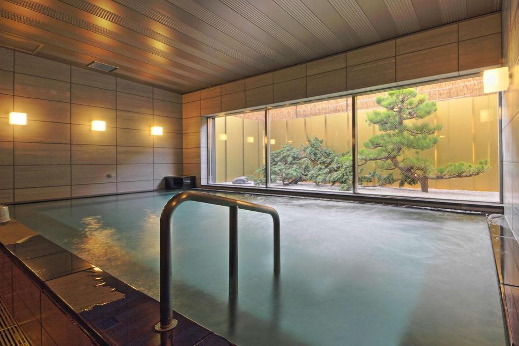 The swimming pool at or near Urban Hotel Kyoto Nijo Premium