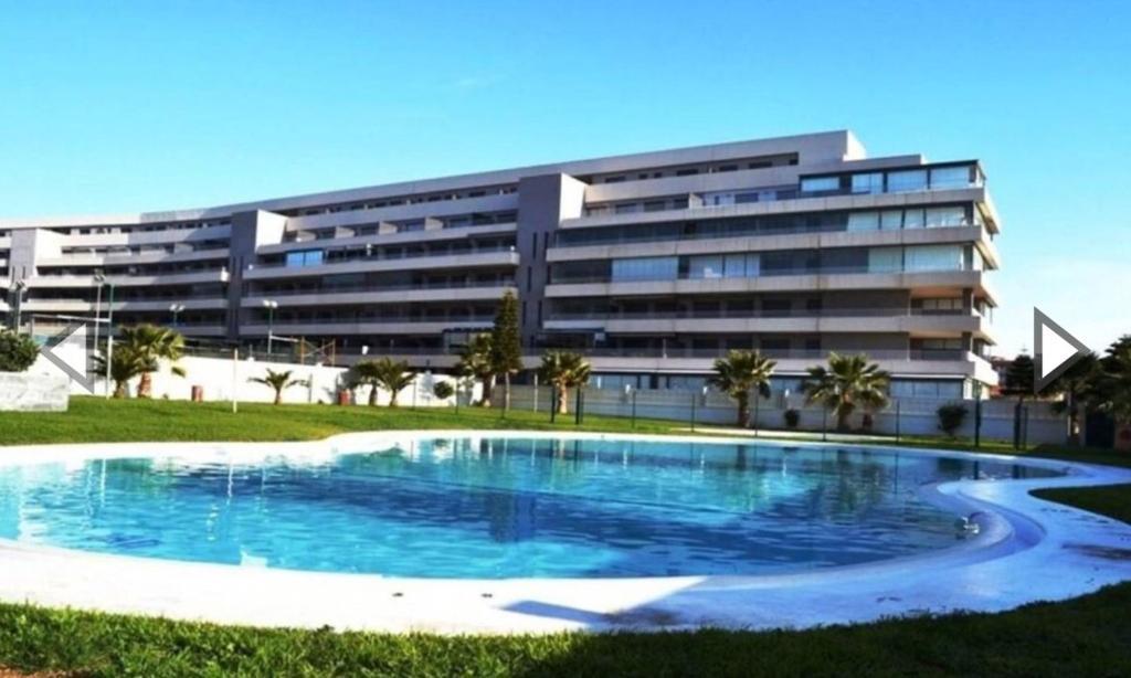 Apartamento Lujo, Primera linea playa, Garaje, Wifi, Piscina ...