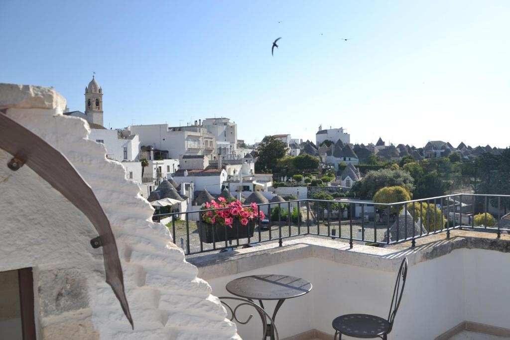 Bed And Breakfast Terrazza Sui Trulli Alberobello Italy