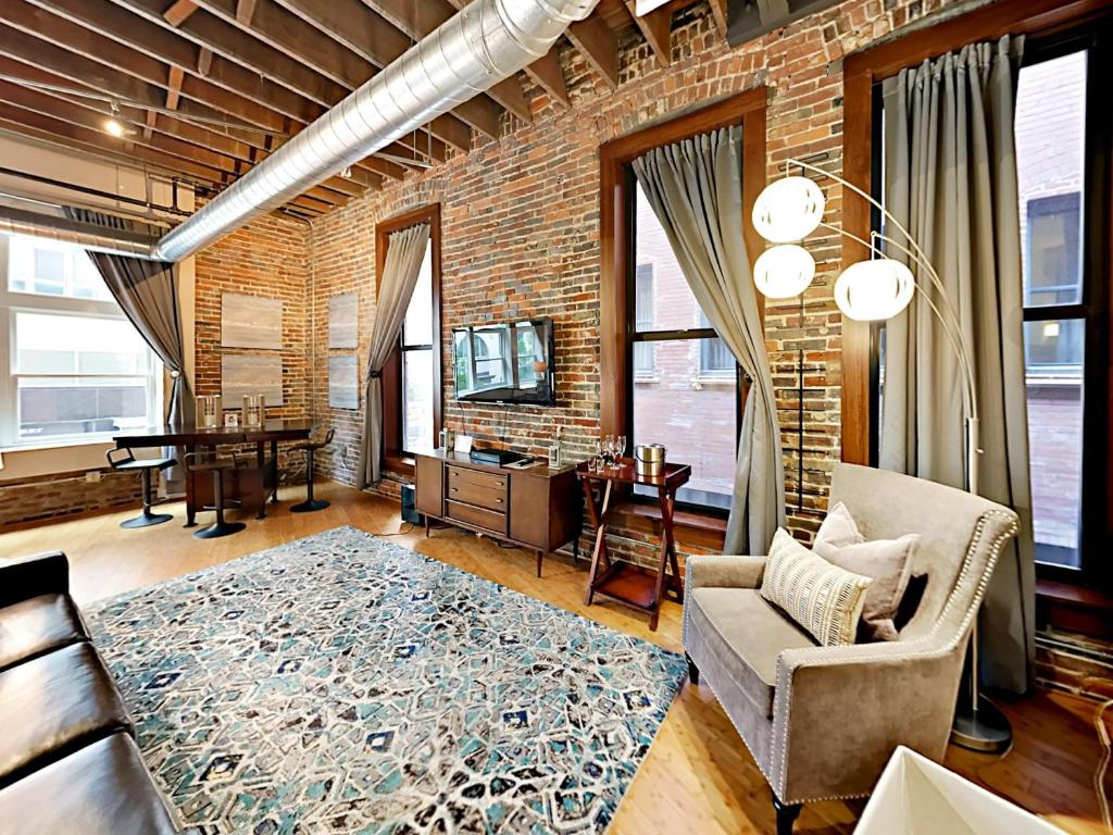 Downtown Luxury Loft Nashville Tn