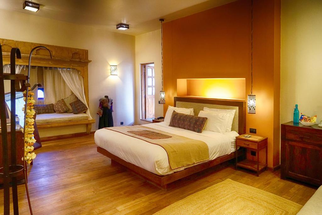 Cama o camas de una habitación en 1st Gate Home- Fusion