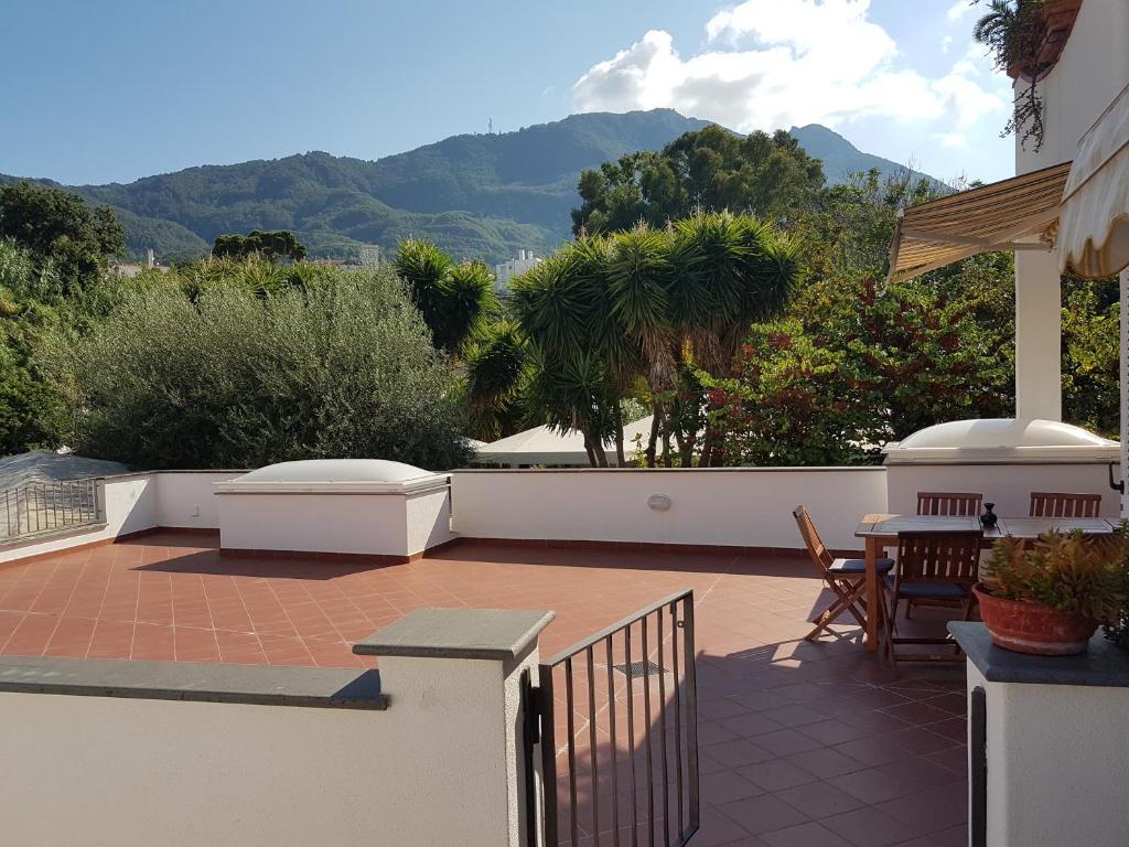 La Terrazza Dell Ippocampo Seaview Apartment Ischia Italy