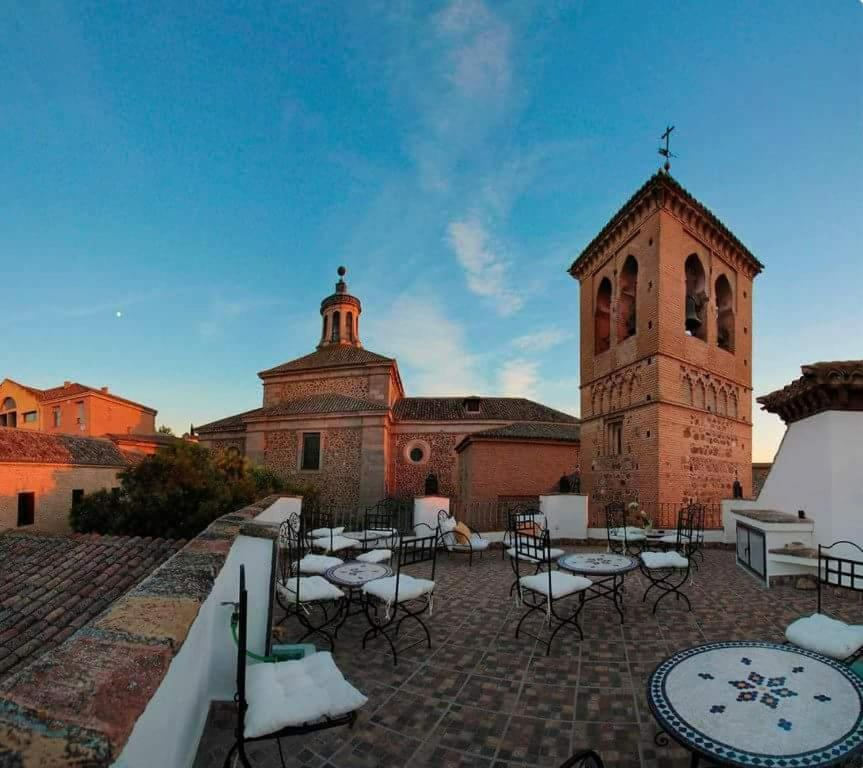 boutique hotels toledo provinz  24