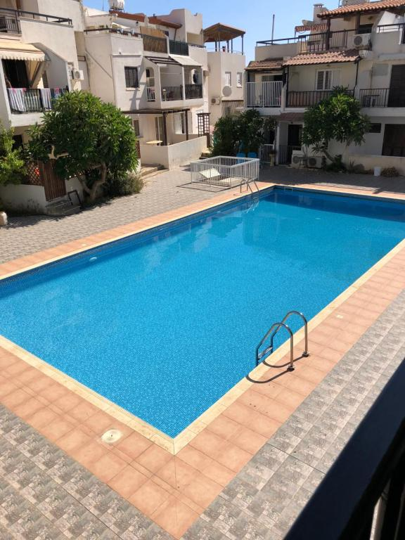 The swimming pool at or near Kapparis Holiday Apartment