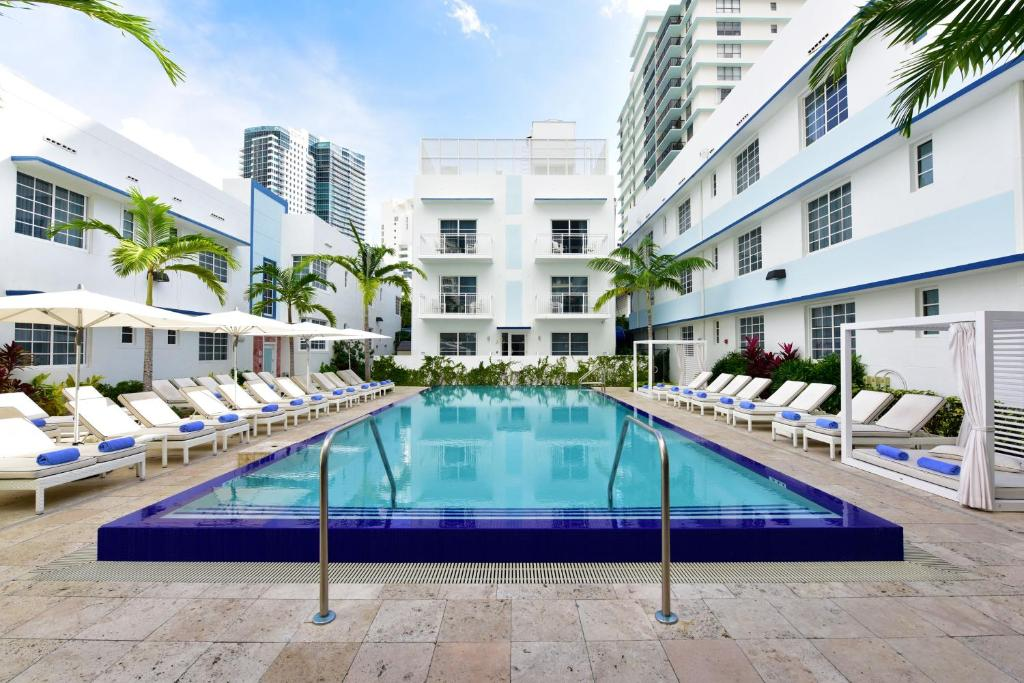 Pestana South Beach Hotel Miami