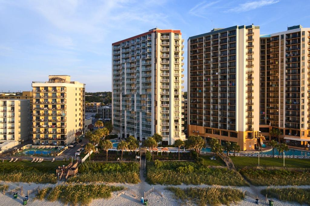 Hotels In Myrtle Beach Sc >> The Strand A Boutique Resort Myrtle Beach Sc Booking Com