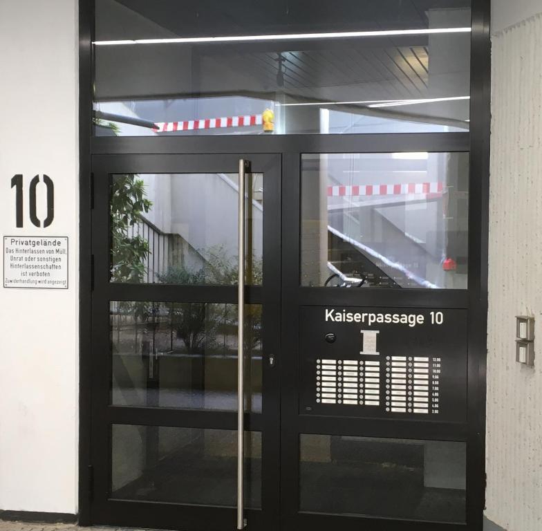 Gastehaus Kaiserpassage Ihr Cityhostel Karlsruhe Prețuri