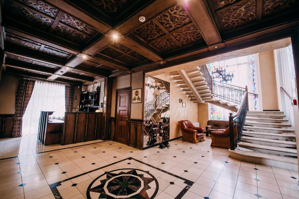 Гостиная зона в Отель Урарту