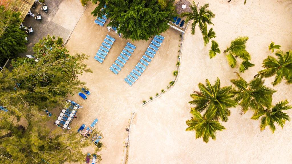 Una vista aérea de BelleVue Dominican Bay - All Inclusive
