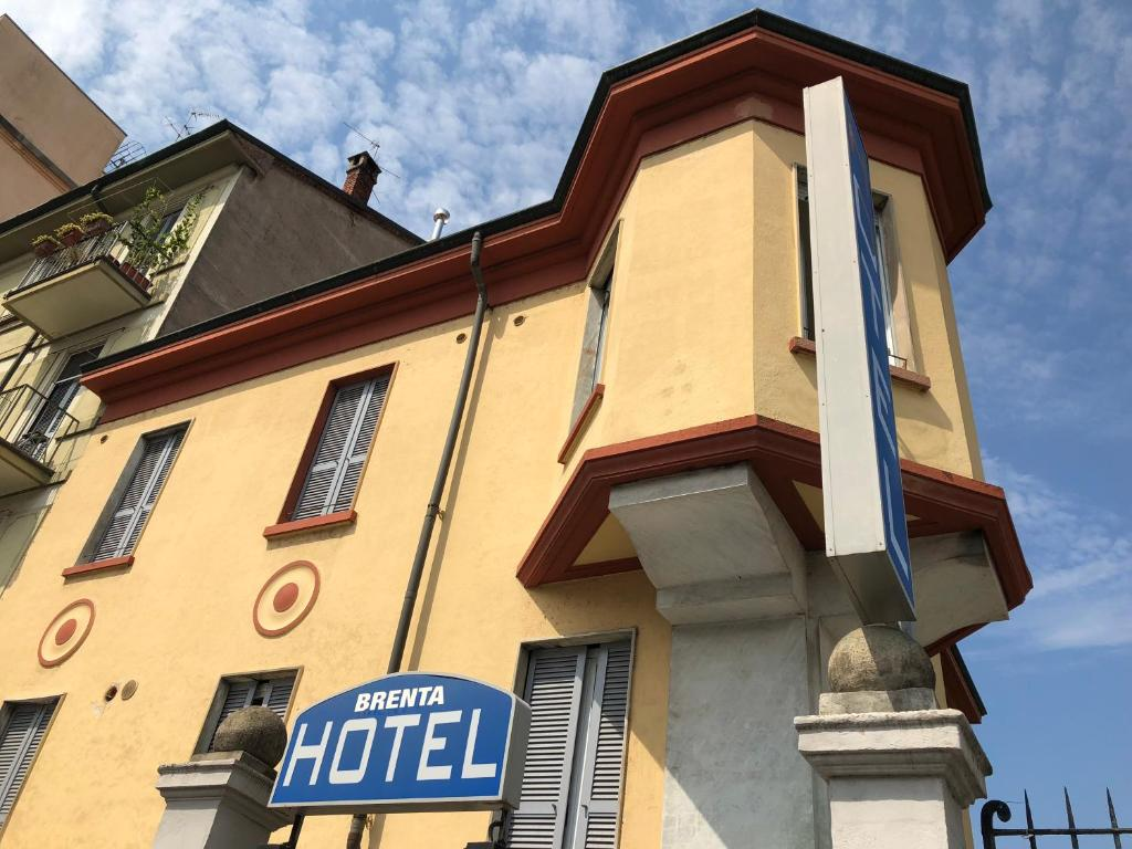Hotel Brenta Milano Italy Booking Com