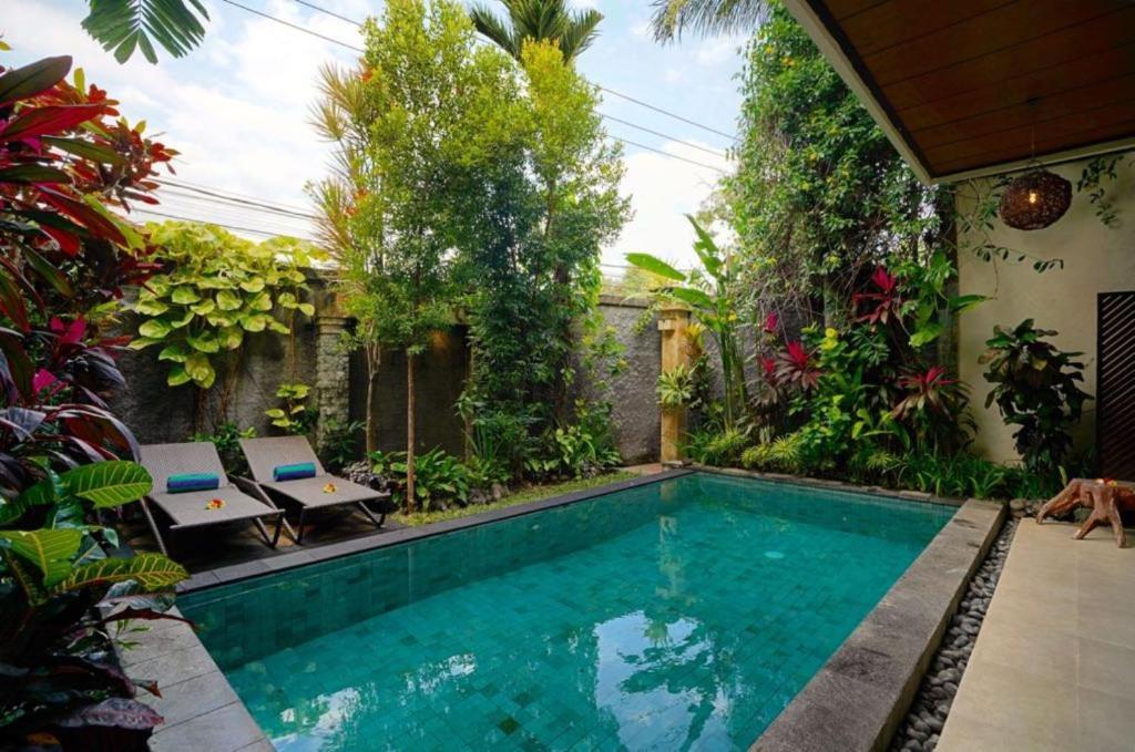 The swimming pool at or near Bali Ayu Hotel & Villas