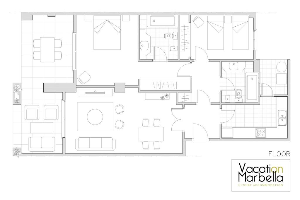 Apartment Brand New Terrazas De Banús Apt Marbella Spain