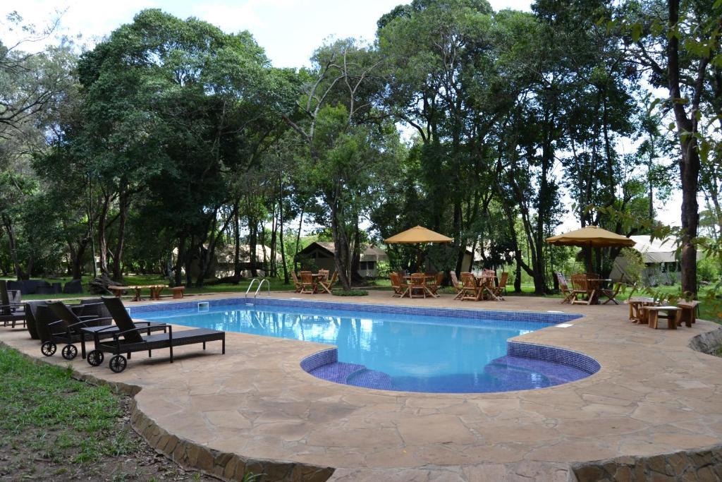 Lodge Mara River Camp, Aitong, Kenya - Booking.com