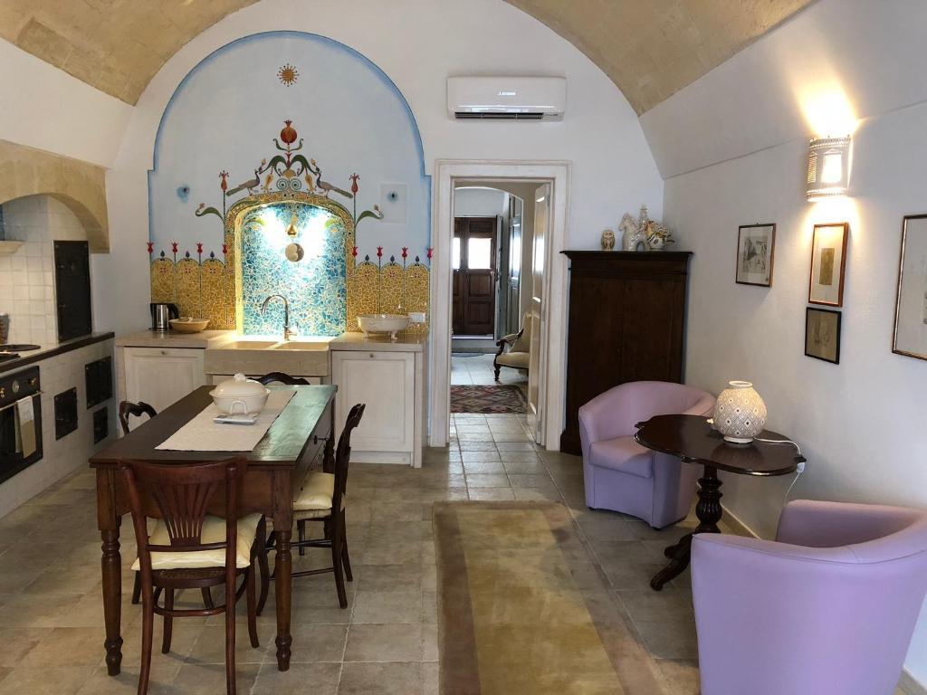 """Ristorante o altro punto ristoro di """"Il Mosaico"""" Suite Apartment - Grottaglie"""