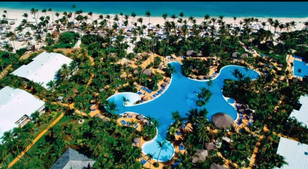 Suites at Caribe Bavaro Beach Resort and Spa sett ovenfra