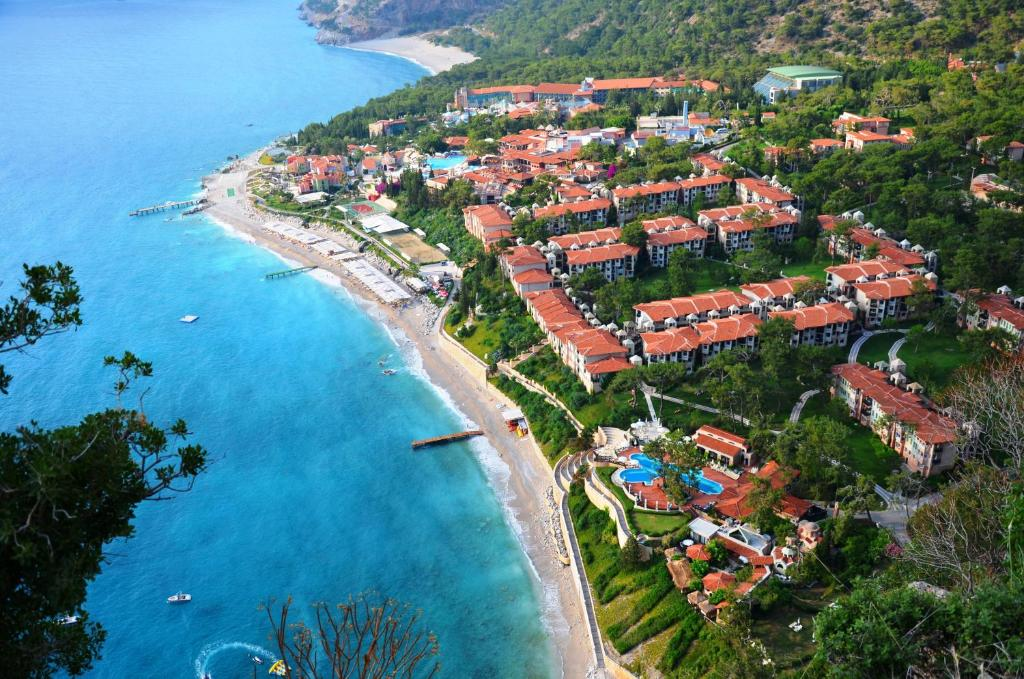 A bird's-eye view of Liberty Hotels Lykia