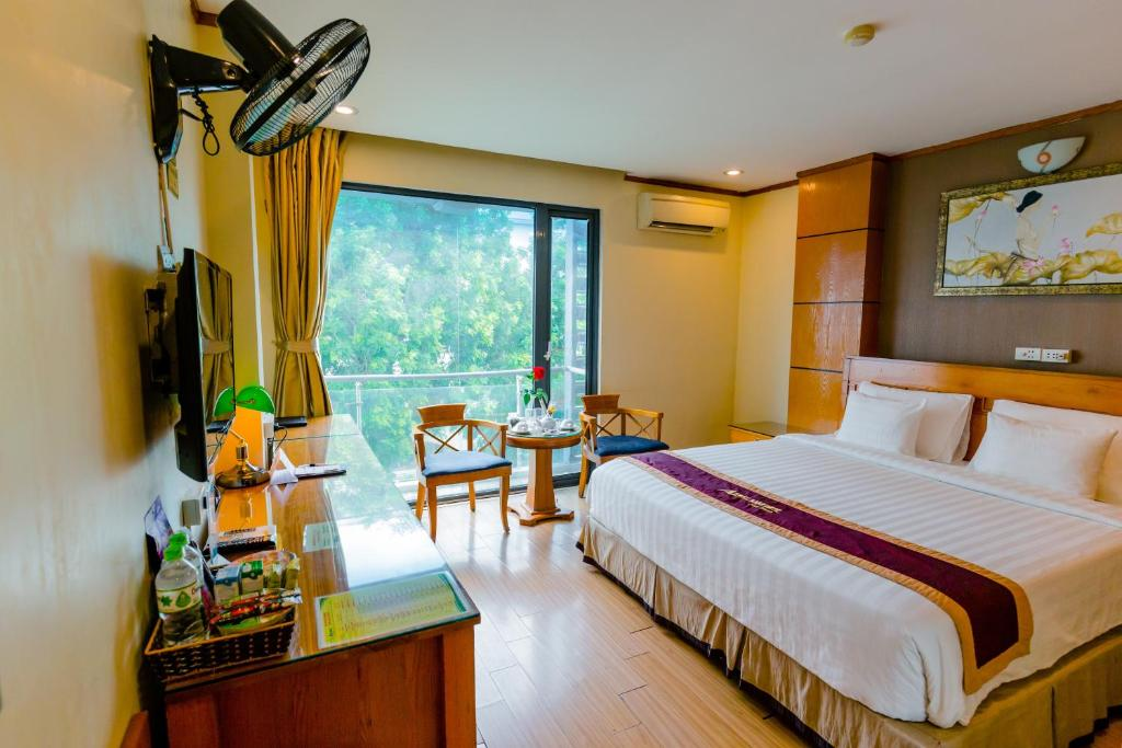 A25 Hotel 45 Phan Chu Trinh