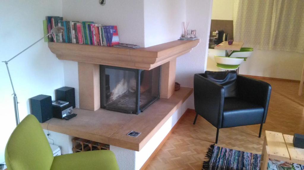 Apartment La Petite Fleur Enges Switzerland Booking Com