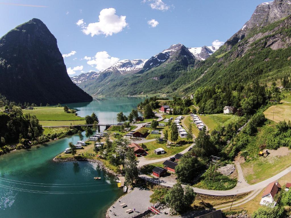 Oldevatn Camping Norwegen Olden Booking Com