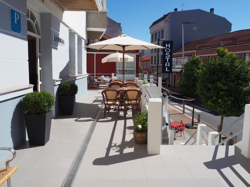 Guesthouse La Terraza Miño Spain Booking Com