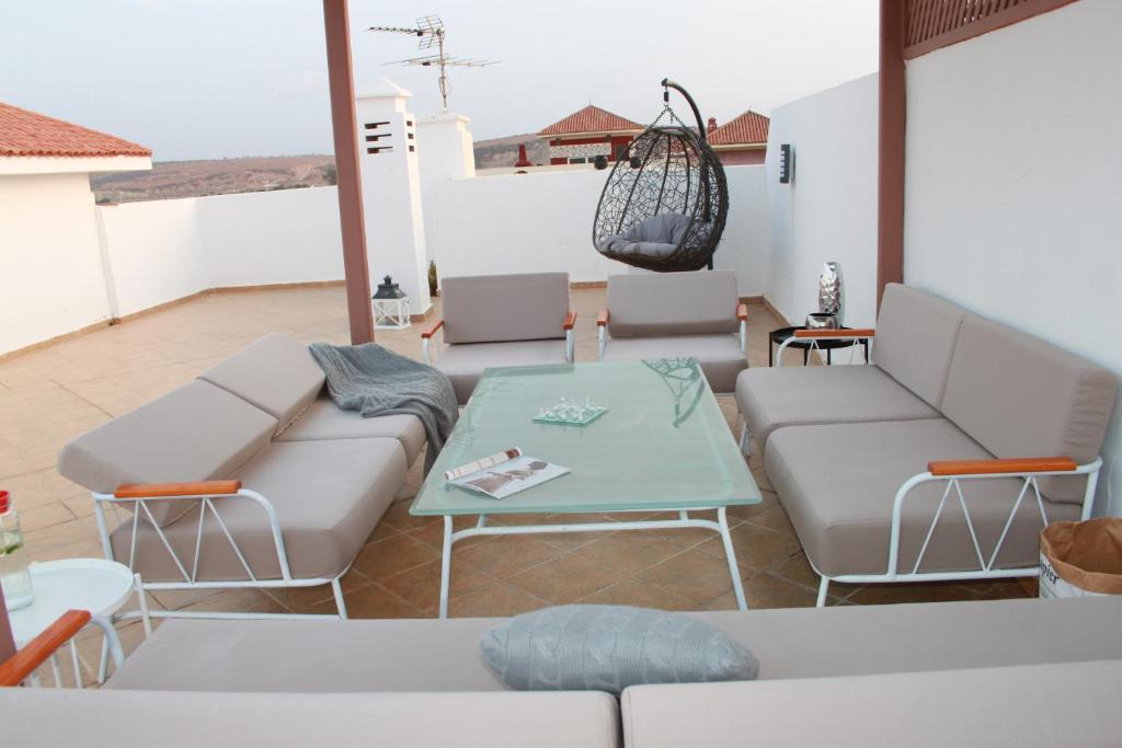 Ferienwohnung Duplex moderne avec piscine et terrasse à ...