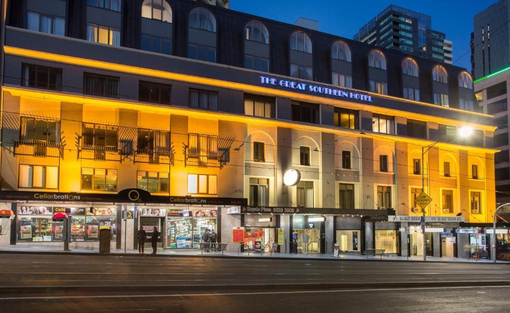 Great Southern Hotel Melbourne, Melbourne – Precios ...