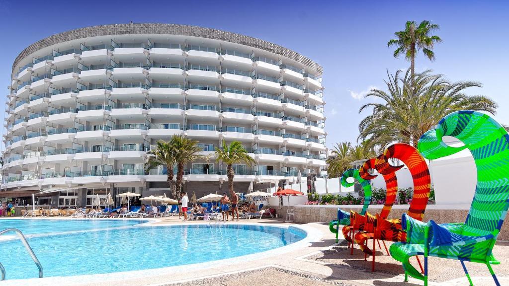 BULL Escorial & SPA, Playa del Inglés – Precios actualizados ...