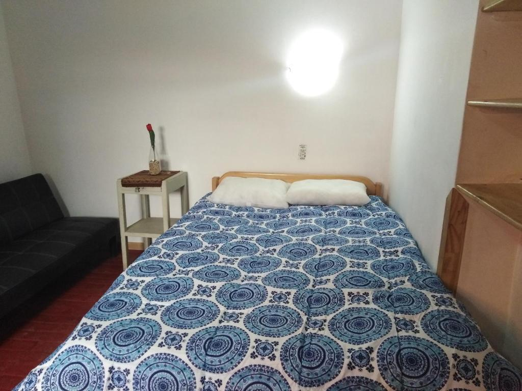 Cama o camas de una habitación en Andene`s House