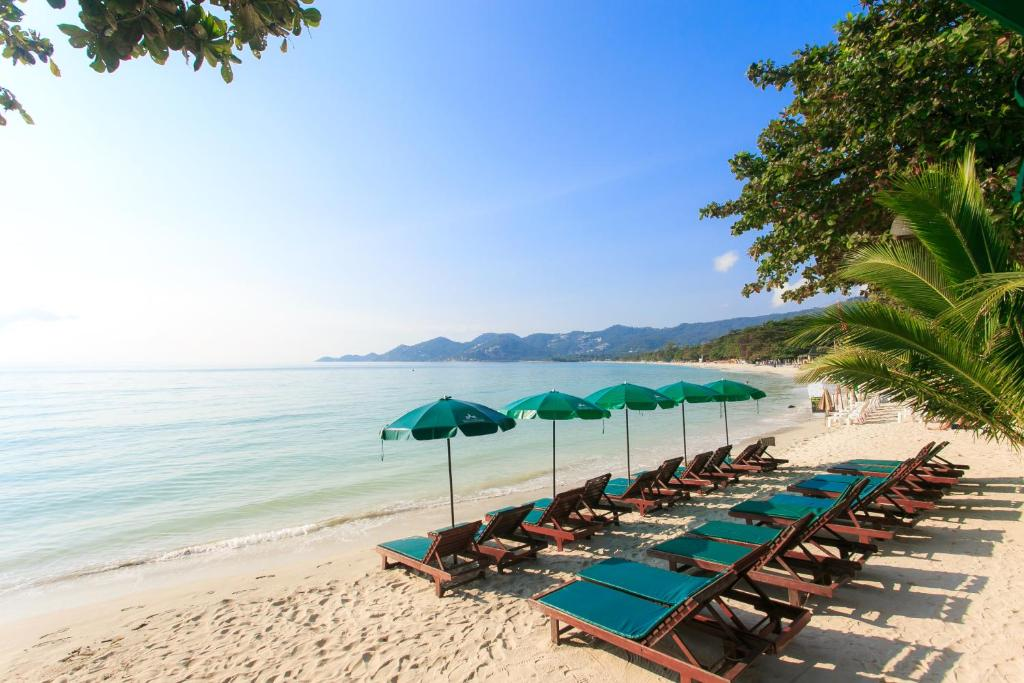 Baan Chaweng Beach Resort Thailand
