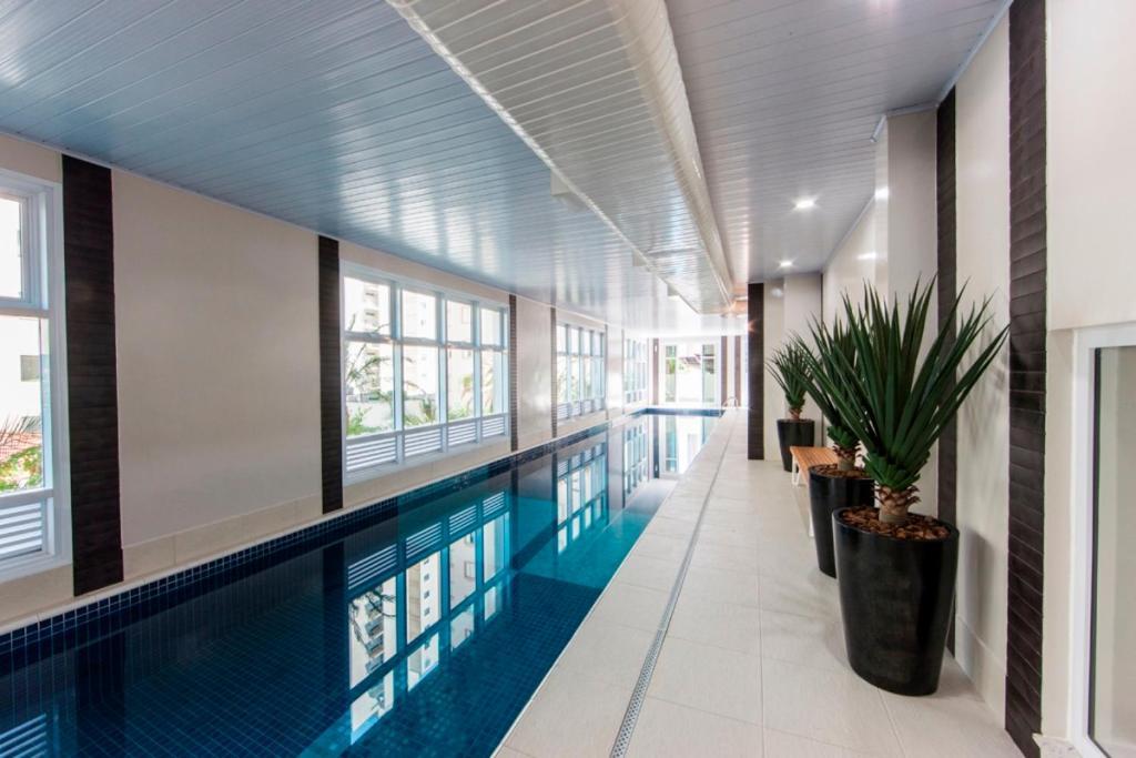 A piscina localizada em Olympia Residence ou nos arredores