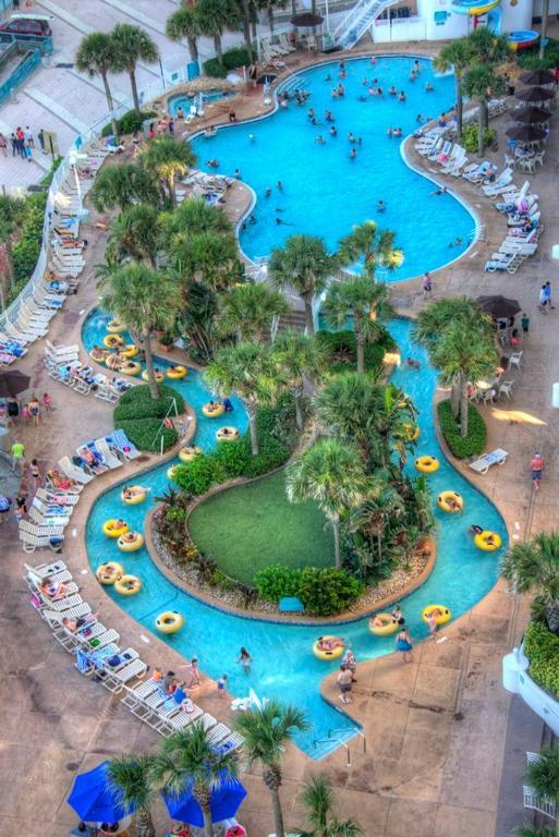 Wyndham Oceanwalk Resort Daytona Beach