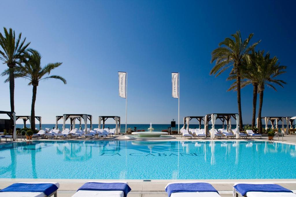 Piscina en o cerca de Los Monteros Marbella Hotel & Spa